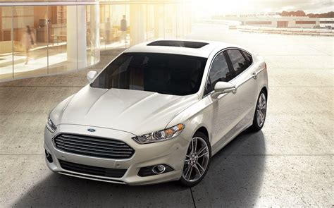 Ford Fusion 2016 by 2016 Ford Fusion Overview Cargurus