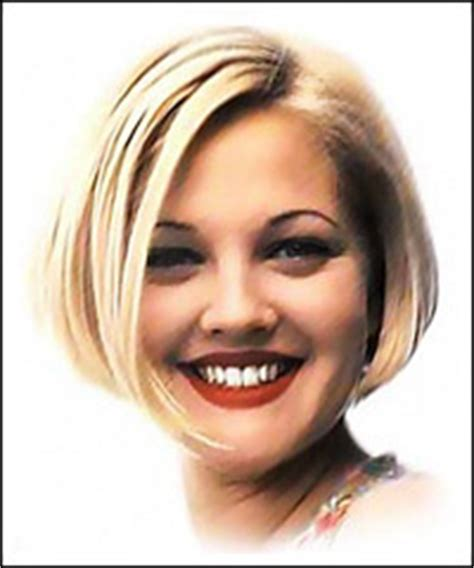 bob hairstyles drew barrymore bob hairstyles thehairstyler com