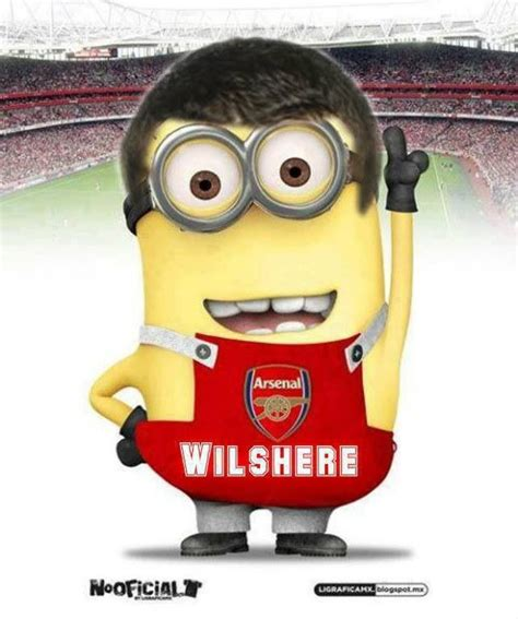 Football Minions Arsenal 58 best minion s images on football players