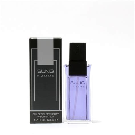 Parfum Homme Solde Sung Homme By Alfred Sung Edt Spray Pour Homme Alfred Sung Parfum 224 Rabais