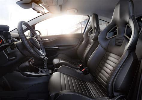 opel corsa opc interior all new opel corsa opc makes official geneva debut 31 pics