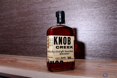 Knob Creek Fashioned by