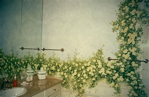 wall paintings wall for bathroom decor decoration ideas