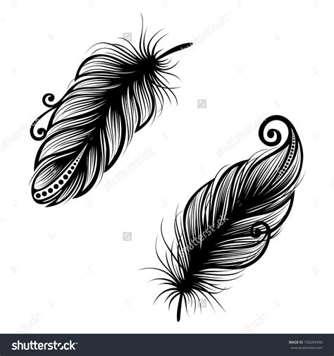 unique feather tattoo designs 11 pigeon feather designs