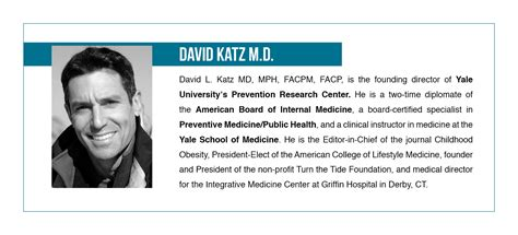 David L Katz Answers Weight Loss And Nutrition Questions by Food Magazine S Advisory Board Food Magazine