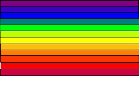 color suggestion related keywords suggestions for 5 color rainbow