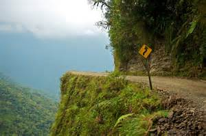 Tour of the world s most dangerous road north yungas in bolivia