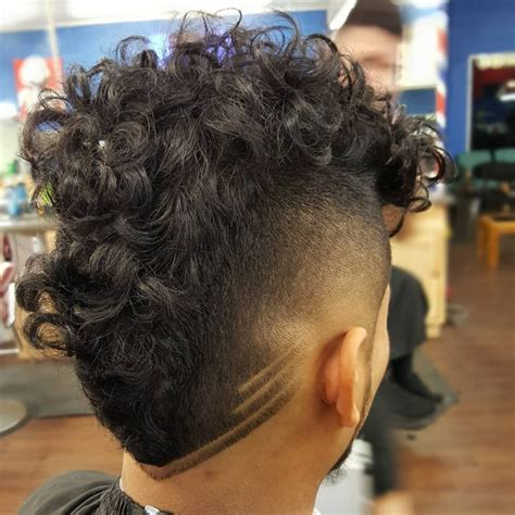 wonderful thick mohawk fade for thick mohawk fade 15 best v mohawk haircut haircuts models ideas