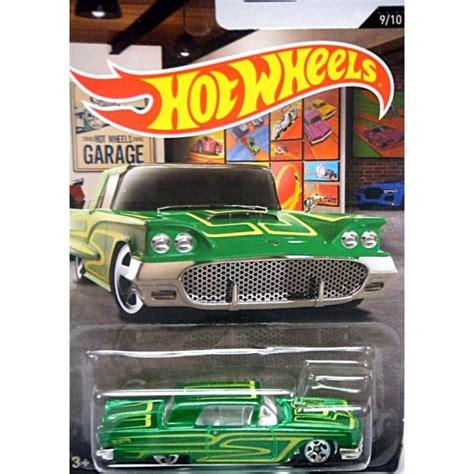 Wheels Garage by Wheels Garage Series 1958 Ford Thunderbird Global