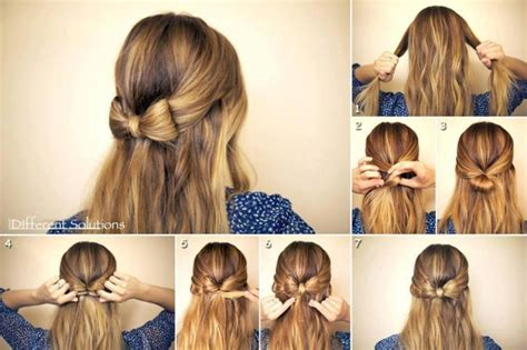 How To Do Hairstyles by 13 Hair Tutorials For Bow Hairstyles Pretty Designs