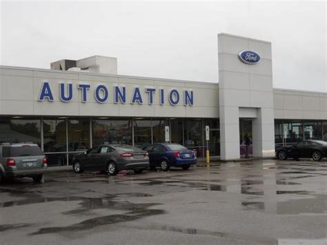 AutoNation Ford Memphis : Memphis, TN 38115 Car Dealership