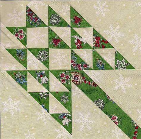 Tree Quilt Block by Tree Quilt Block Quilts