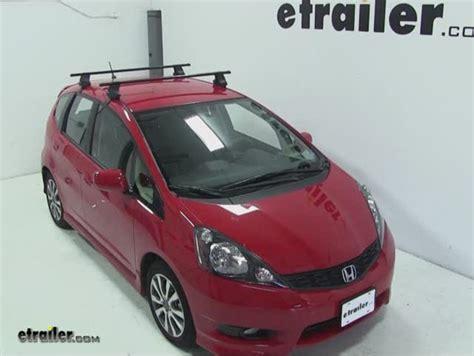 Honda Fit Roof Rack Thule by Thule Roof Rack For 2002 Accord By Honda Etrailer