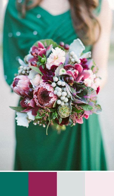 colors that go with emerald green 5 emerald green color palettes for your wedding day here