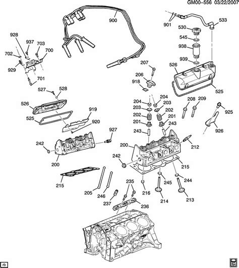 gm 3 4l v6 engine diagram wiring diagram schemes