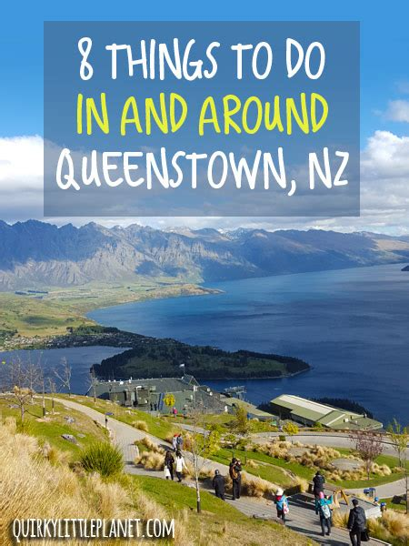 8 Things Do To by 8 Things To Do In And Around Queenstown New Zealand