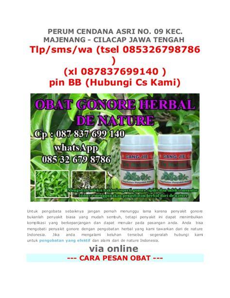 beberapa contoh obat herbal untuk gonore sipilis