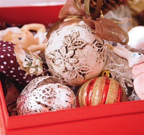 Homemade Christmas tree ornaments   20 easy DIY ideas