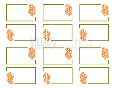 printing templates for place cards free printable blank place card template brokeasshome