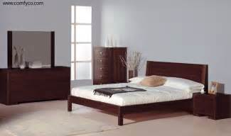 Alpha wenge modern bedroom set by beverly hills furniture modern by