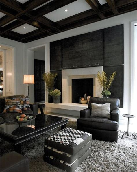 top 10 masculine living room design ideas