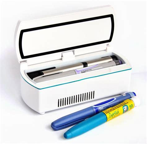 Lantus Insulin Shelf by Diabetic Insulin Storage Laboratory Pharmacy