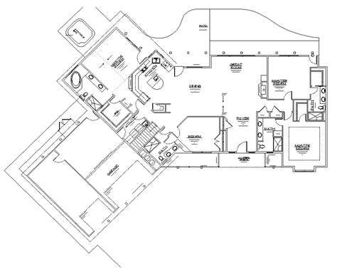 vacation cottage floor plans sunriver vacation home com