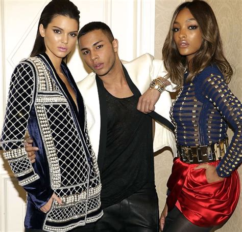 The Next Hm Designer by Take A Look At The Balmain X H M Collection Style Barista