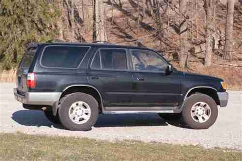 1997 Toyota 4runner Accessories Buy Used 1997 Toyota 4runner Parts Car In Rocky River