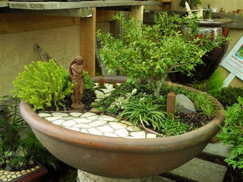 mini japanese garden gardening in miniature at the northwest flower and garden