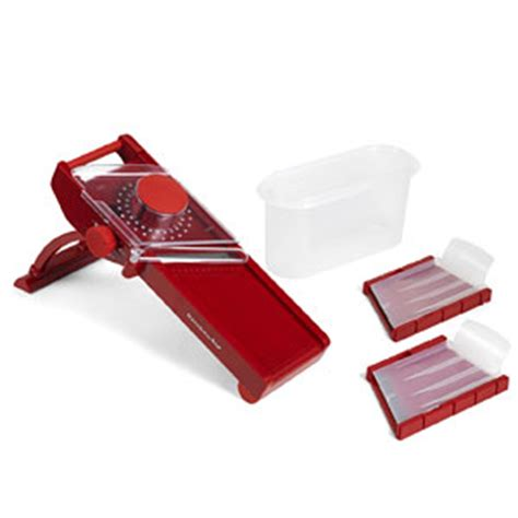 Kitchenaid Mandoline Slicer Reviews Kitchenaid Mandoline Slicer Set Kc310bxera Review