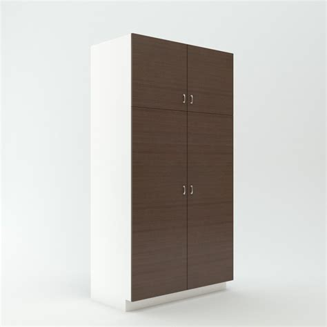 30 inch wide wood storage cabinet tall storage cabinet 23 3 4 quot deep 90 quot high 48 quot wide for