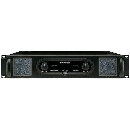Samson Sx3200 Sx 3200 Sx 3200 Power Lifier Garansi Resmi samson sx2800 2channel rackmount power lifier with 2x700 watts at 8 ohm and 2x900 watts at 4 ohm