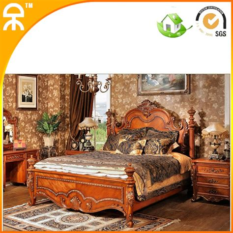 the room store bedroom sets 1 bed 2 night stand importing solid wood bedroom furniture