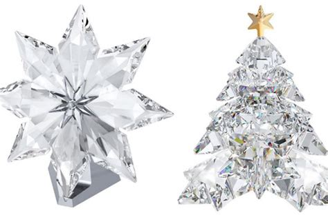 swarovski christmas tree shining star extravaganzi