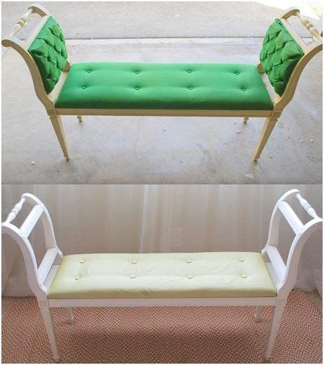 diy chair seat upholstery 17 best ideas about diy ottoman on pinterest upholstery