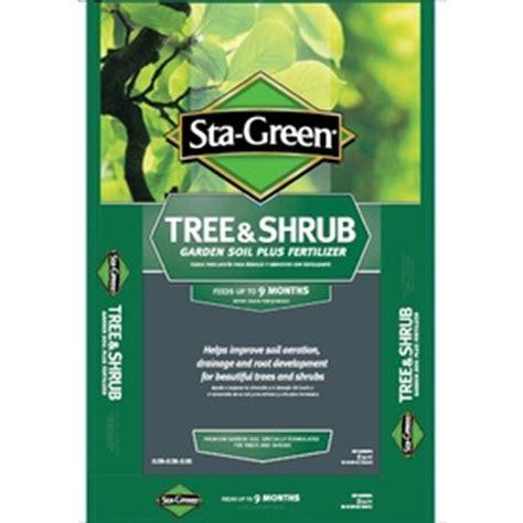 Sta Green Garden Soil by Shop Sta Green Sta Green 2 Cu Ft Tree And Shrub Garden