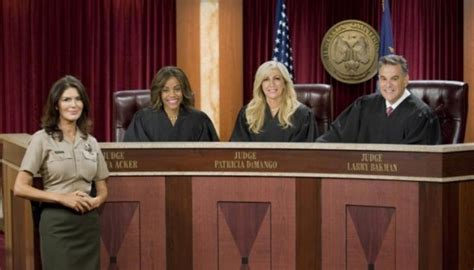 benched series hot bench season two renewal for judge judy series