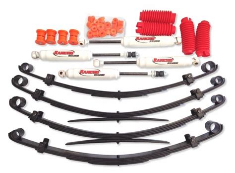 Suzuki Samurai Kit Traction 4x4 Complete Lift Kit 5cm To Suzuki Sj Samurai