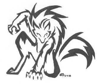werewolf logo dark angel flickr