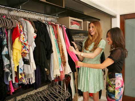 Your Wardrobe by 12 Steps To A Closet Hgtv