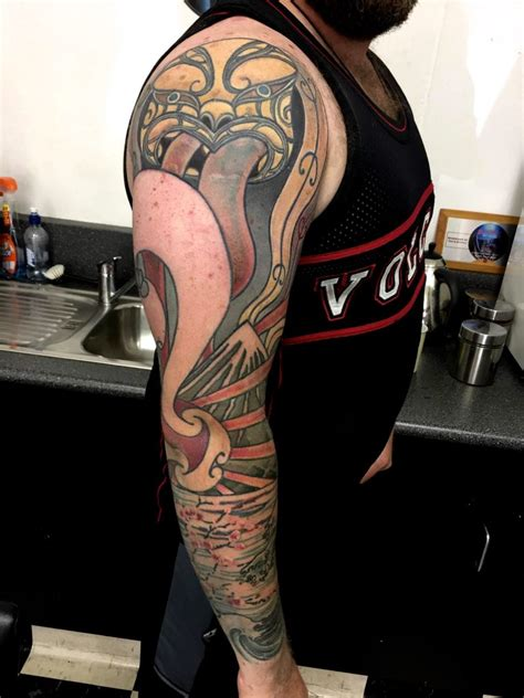 japanese tattoo nz maori japanese tattoo gallery zealand tattoo