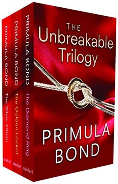 unbreakable books the unbreakable trilogy by primula bond reviews