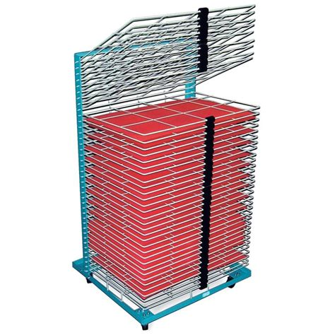 Painting Drying Rack by Virco Artdry40 Drying Rack On Sale Now