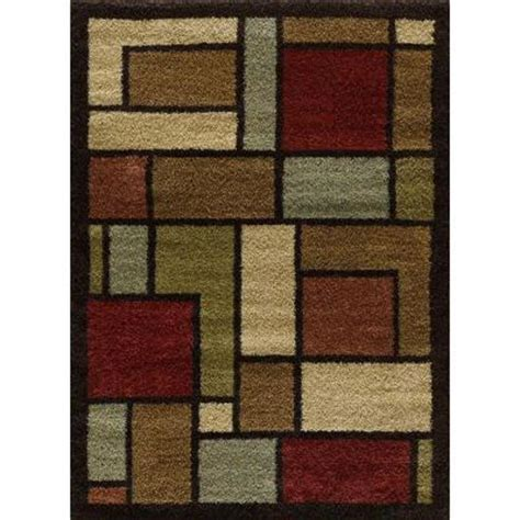 shag area rugs 8x10 tayse rugs fashion shag multi 7 ft 10 in x 9 ft 10 in transitional area rug 9590 multi 8x10
