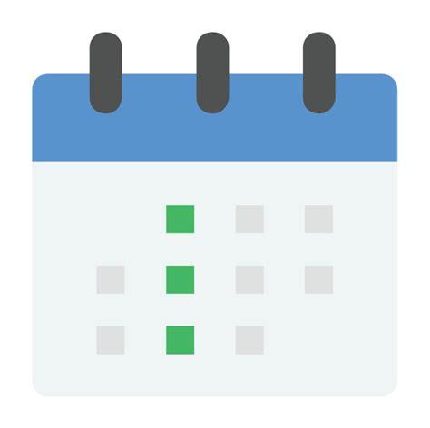 C Calendar Library Application Vector Stencils Library