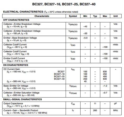transistor bc327 equivalent c9018 datasheet pdf pinout 2sc9018 28 images 74ls04 datasheet pdf hex inverter motorola