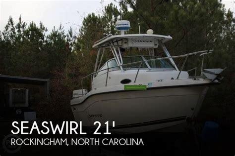 buy a boat rockingham for sale used 2000 seaswirl 2100 walkaround in rockingham