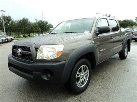 2011 Toyota Tacoma Trd Sport Specs by 2011 Toyota Tacoma Cab Data Info And Specs