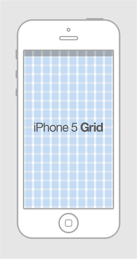 iphone design template psd free download free iphone 5 grid template psd titanui